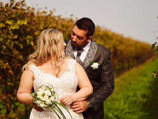 Il matrimonio di Denis e Silvia a Carbonera, Treviso 39