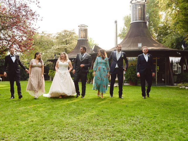 Il matrimonio di Denis e Silvia a Carbonera, Treviso 43