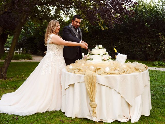 Il matrimonio di Denis e Silvia a Carbonera, Treviso 48