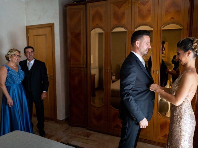 Il matrimonio di Crescentino e Giovanna a Belmonte Mezzagno, Palermo 4