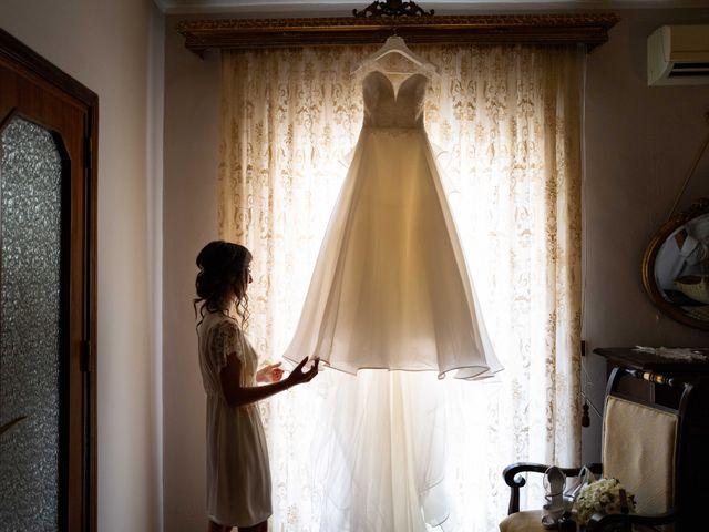 Il matrimonio di Crescentino e Giovanna a Belmonte Mezzagno, Palermo 8