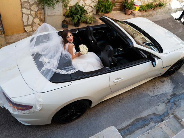 Il matrimonio di Crescentino e Giovanna a Belmonte Mezzagno, Palermo 10