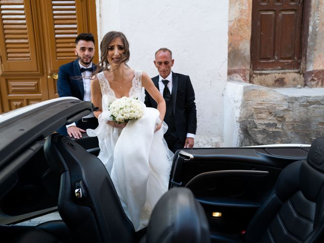 Il matrimonio di Crescentino e Giovanna a Belmonte Mezzagno, Palermo 11