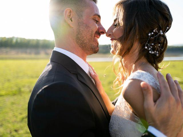 Le nozze di Giovanna e Crescentino