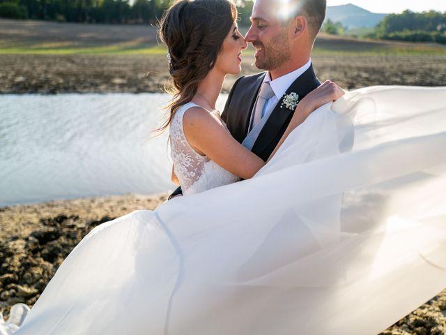 Il matrimonio di Crescentino e Giovanna a Belmonte Mezzagno, Palermo 14