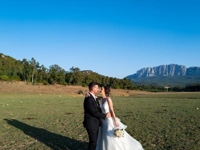 Il matrimonio di Crescentino e Giovanna a Belmonte Mezzagno, Palermo 17