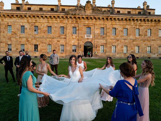 Il matrimonio di Crescentino e Giovanna a Belmonte Mezzagno, Palermo 25