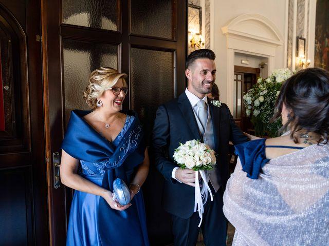 Il matrimonio di Crescentino e Giovanna a Belmonte Mezzagno, Palermo 28