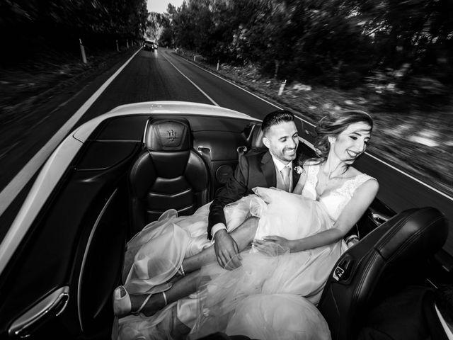 Il matrimonio di Crescentino e Giovanna a Belmonte Mezzagno, Palermo 37