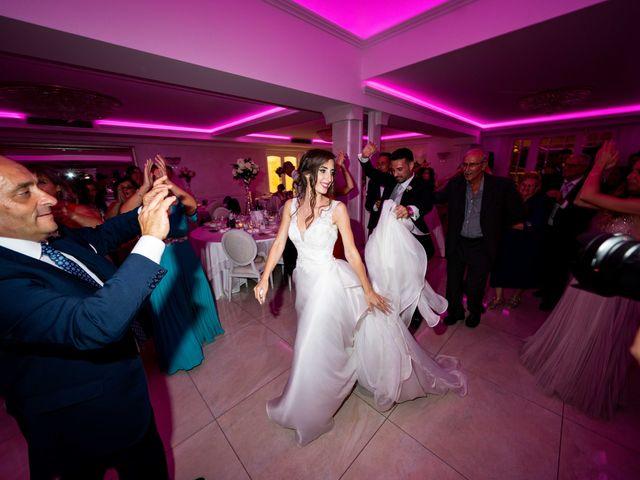 Il matrimonio di Crescentino e Giovanna a Belmonte Mezzagno, Palermo 45