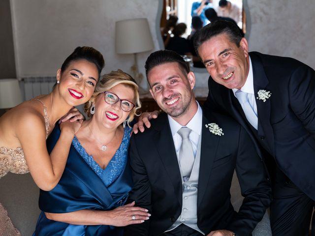 Il matrimonio di Crescentino e Giovanna a Belmonte Mezzagno, Palermo 49