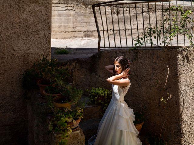 Il matrimonio di Crescentino e Giovanna a Belmonte Mezzagno, Palermo 52