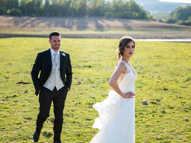 Il matrimonio di Crescentino e Giovanna a Belmonte Mezzagno, Palermo 53