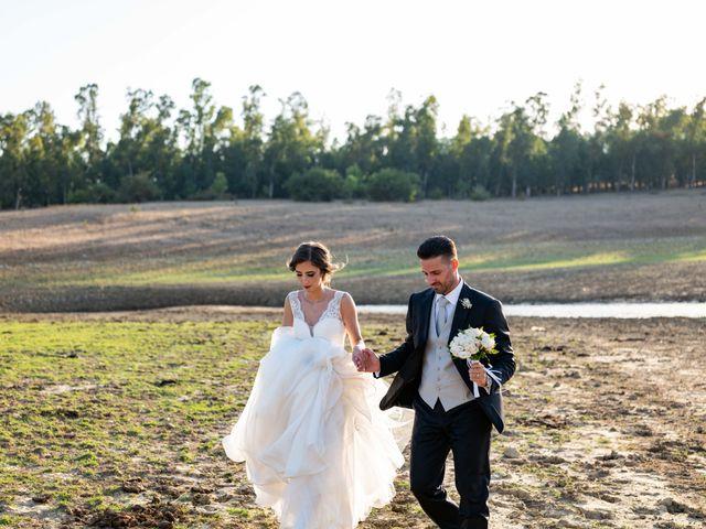 Il matrimonio di Crescentino e Giovanna a Belmonte Mezzagno, Palermo 54