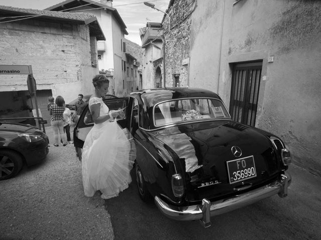Il matrimonio di Mara e Nicola a Montichiari, Brescia 8