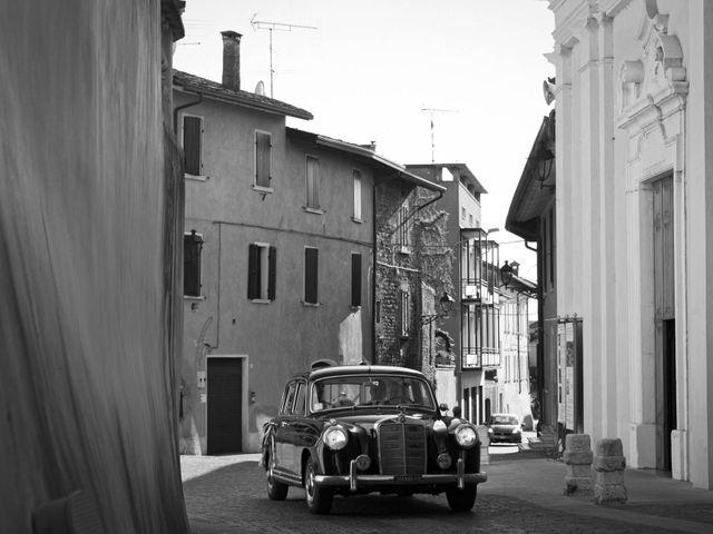 Il matrimonio di Mara e Nicola a Montichiari, Brescia 19