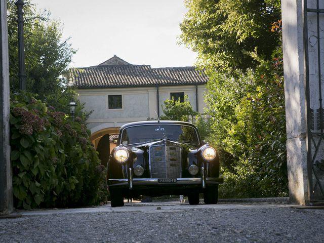 Il matrimonio di Mara e Nicola a Montichiari, Brescia 20