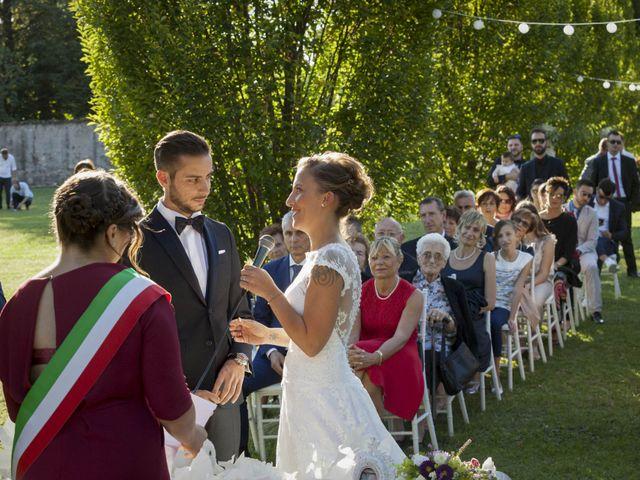 Il matrimonio di Mara e Nicola a Montichiari, Brescia 26