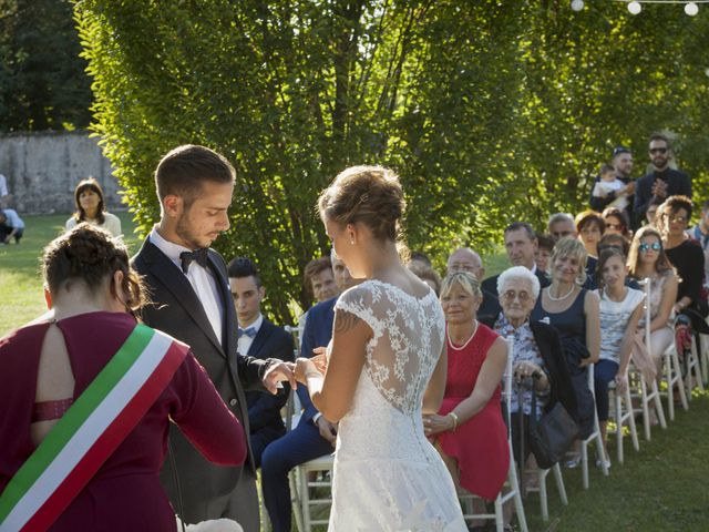 Il matrimonio di Mara e Nicola a Montichiari, Brescia 27