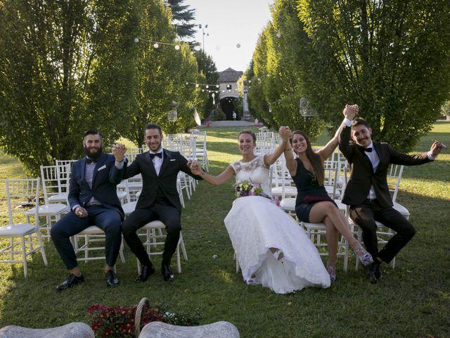 Il matrimonio di Mara e Nicola a Montichiari, Brescia 31
