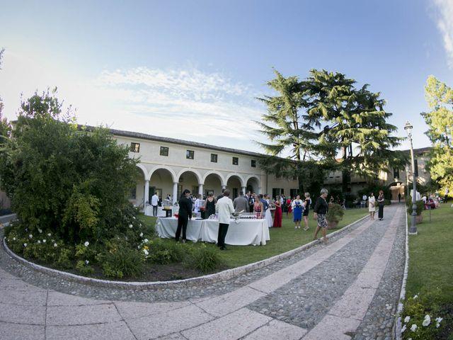 Il matrimonio di Mara e Nicola a Montichiari, Brescia 34