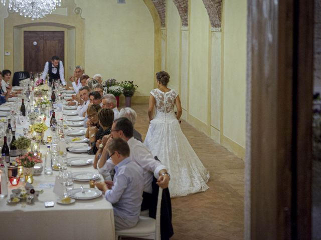 Il matrimonio di Mara e Nicola a Montichiari, Brescia 45
