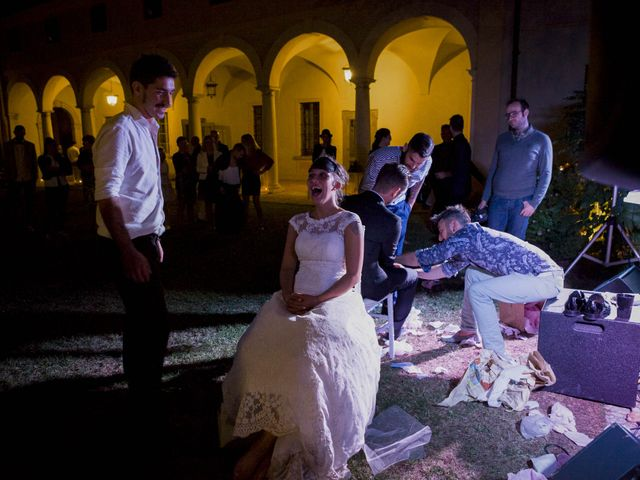 Il matrimonio di Mara e Nicola a Montichiari, Brescia 53