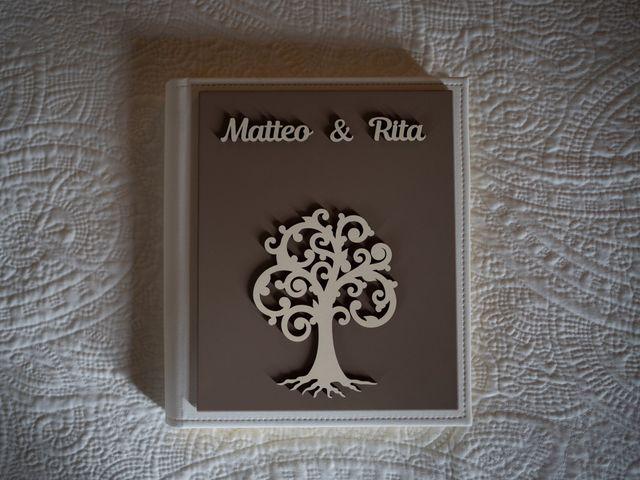 Il matrimonio di Matteo e Rita a Piovera, Alessandria 82