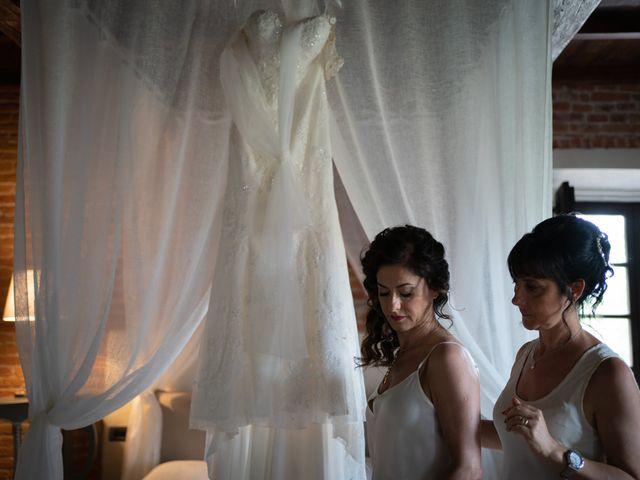 Il matrimonio di Matteo e Rita a Piovera, Alessandria 120