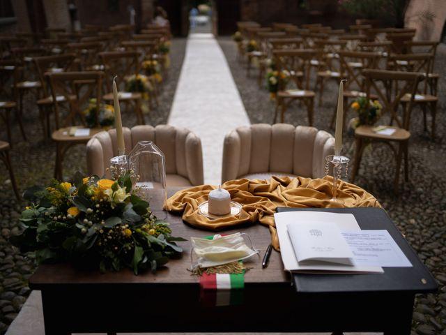 Il matrimonio di Matteo e Rita a Piovera, Alessandria 164