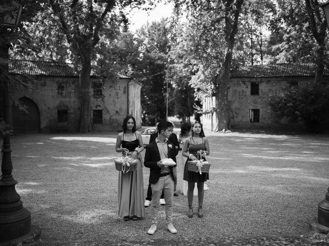 Il matrimonio di Matteo e Rita a Piovera, Alessandria 198