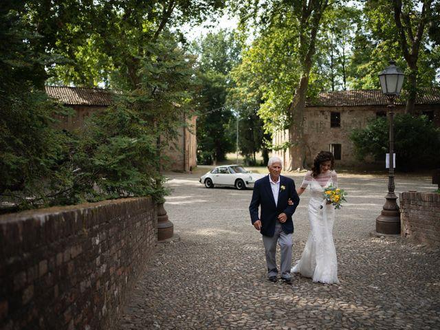 Il matrimonio di Matteo e Rita a Piovera, Alessandria 201