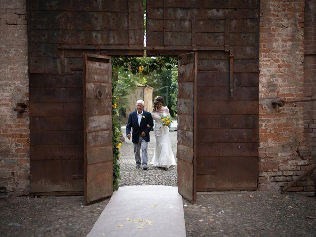 Il matrimonio di Matteo e Rita a Piovera, Alessandria 202