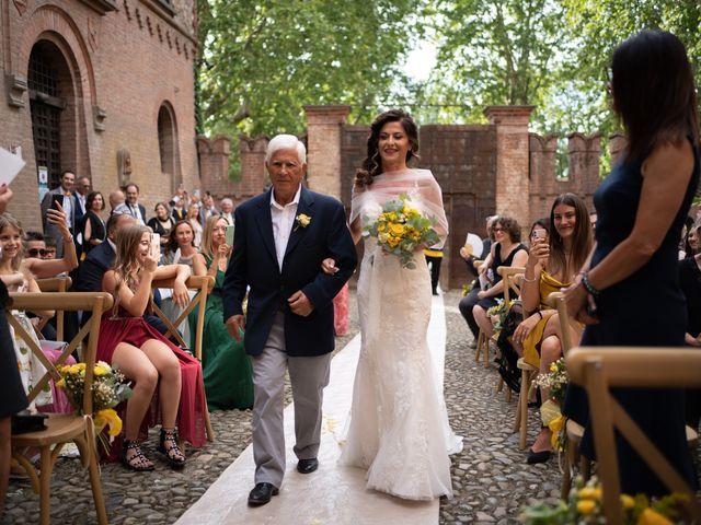Il matrimonio di Matteo e Rita a Piovera, Alessandria 206