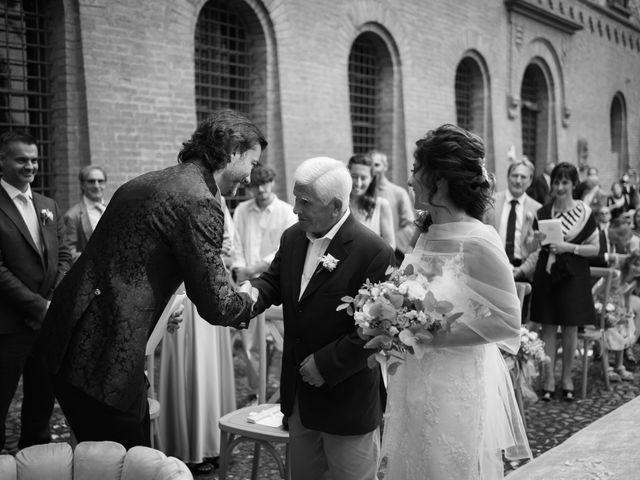 Il matrimonio di Matteo e Rita a Piovera, Alessandria 208