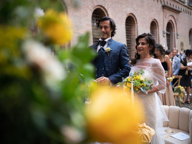 Il matrimonio di Matteo e Rita a Piovera, Alessandria 209