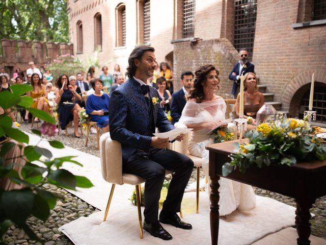 Il matrimonio di Matteo e Rita a Piovera, Alessandria 210