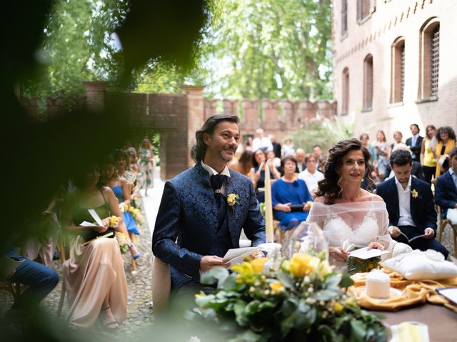 Il matrimonio di Matteo e Rita a Piovera, Alessandria 213