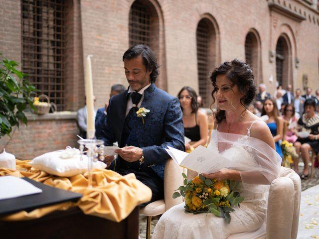 Il matrimonio di Matteo e Rita a Piovera, Alessandria 218
