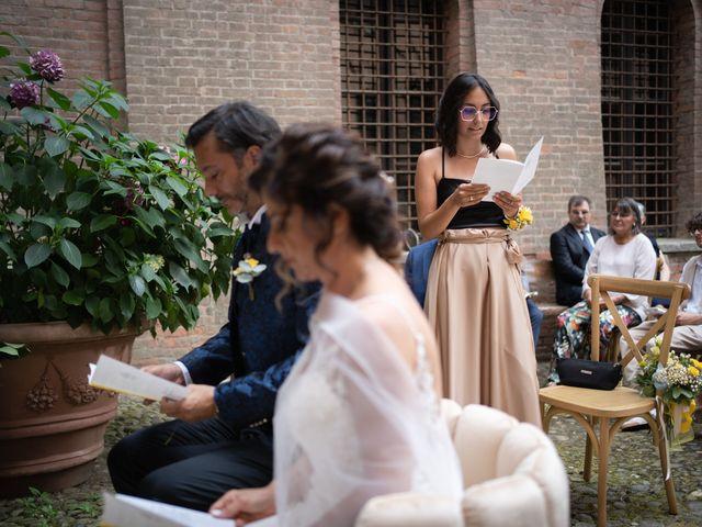 Il matrimonio di Matteo e Rita a Piovera, Alessandria 224