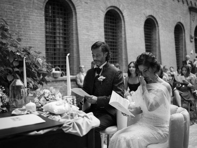 Il matrimonio di Matteo e Rita a Piovera, Alessandria 228