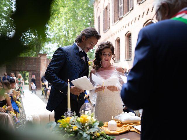 Il matrimonio di Matteo e Rita a Piovera, Alessandria 230