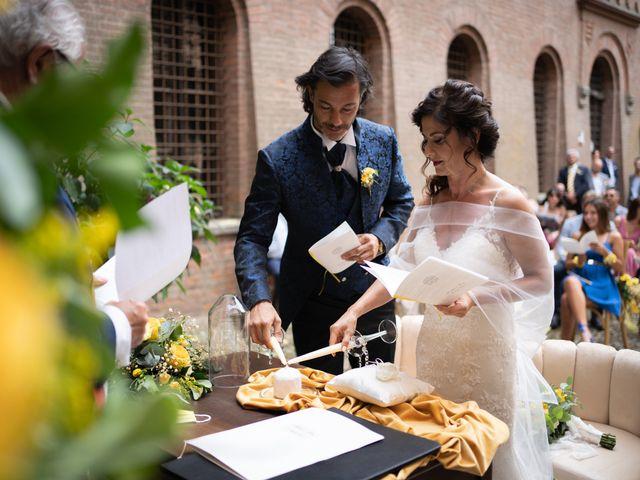 Il matrimonio di Matteo e Rita a Piovera, Alessandria 231