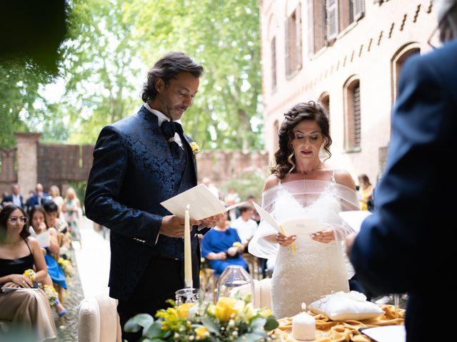 Il matrimonio di Matteo e Rita a Piovera, Alessandria 233