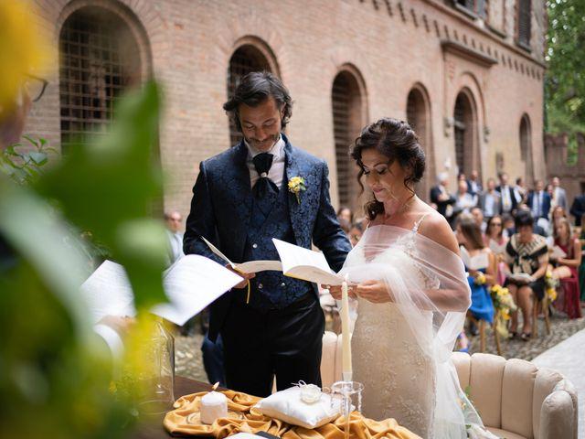 Il matrimonio di Matteo e Rita a Piovera, Alessandria 235