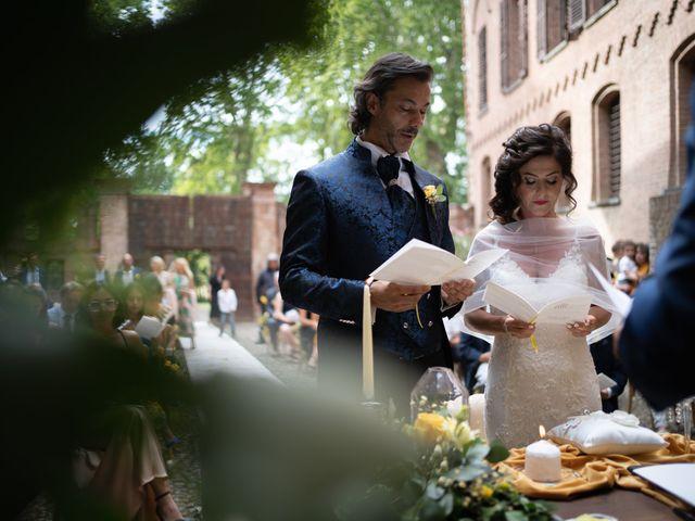 Il matrimonio di Matteo e Rita a Piovera, Alessandria 236