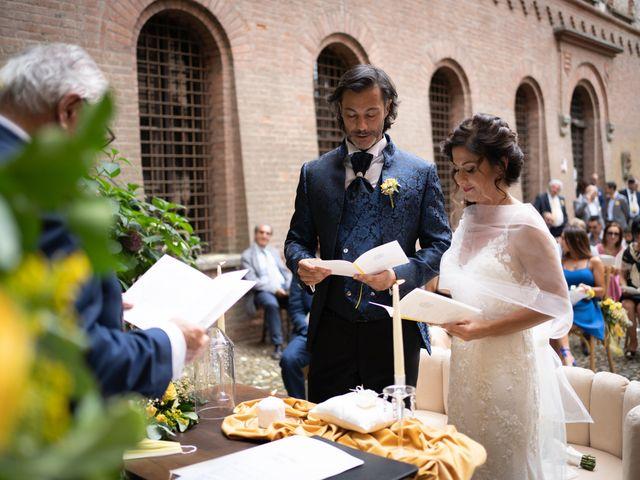 Il matrimonio di Matteo e Rita a Piovera, Alessandria 238