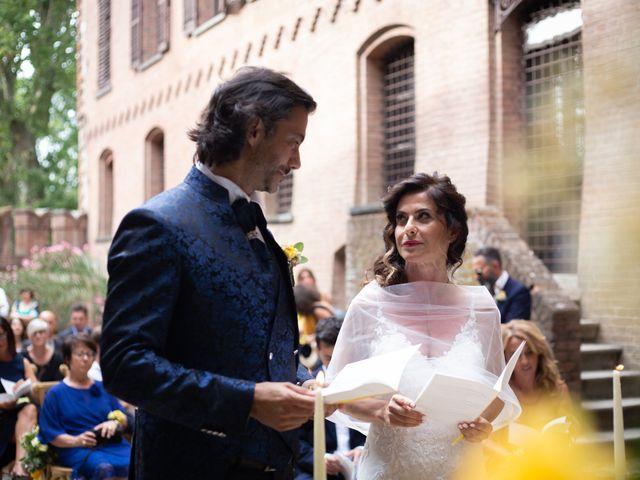 Il matrimonio di Matteo e Rita a Piovera, Alessandria 239