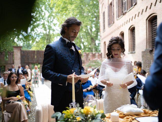 Il matrimonio di Matteo e Rita a Piovera, Alessandria 241