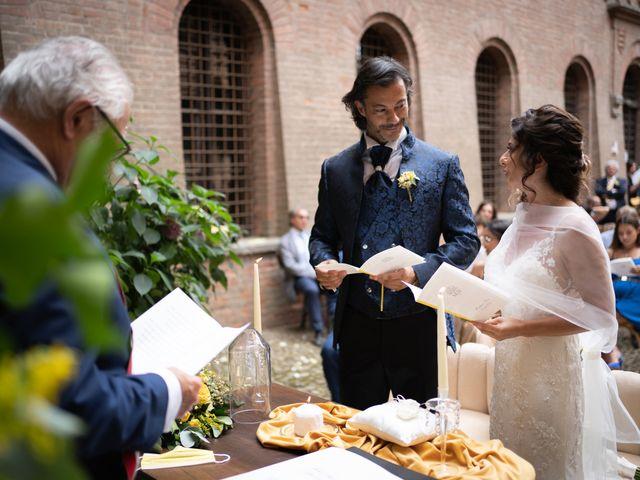 Il matrimonio di Matteo e Rita a Piovera, Alessandria 244